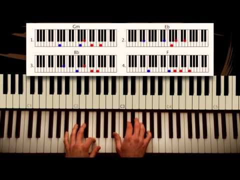 How to play: Hey Brother Avicii PART 1: Verse + Chorus. Original Piano lesson. Tutorial.