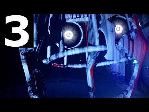JOLLY 3: Chapter 1 - Night 3 - Walkthrough Gameplay Part 3 (No Commentary) (FNAF Horror Game 2017)