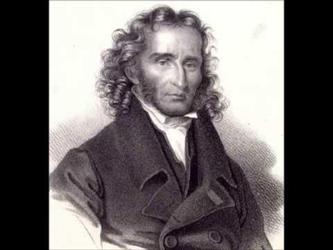 """Paganini Caprice No. 1 in E-major """"Arpeggio"""", Jochen Brusch, violin"""