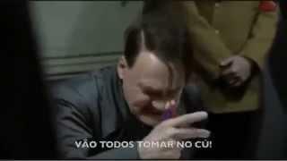 Hitler comenta a desclassificação do Brasil na Copa 2014