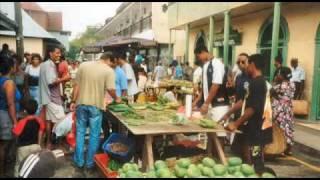 Douglas Parcou - Sometimes (Album - Brotherhood) - Seychelles Reggae