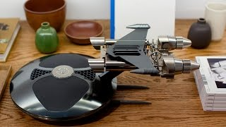Introducing The MB&F MusicMachine 2 Limited Edition In Gunmetal, Exclusively For HODINKEE