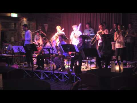 Soon Adelaide Uni Big Band 1