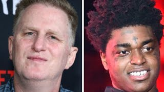 Michael Rapaport ROAST Kodak Black DESTROYING Him About His Comparison  to Big & Pac!