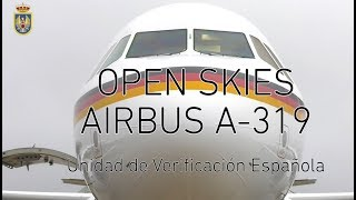 Open Skies, AIRBUS A-319, UVE.