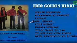 Lagu BATAK Tahun 70an - Trio GOLDEN HEART