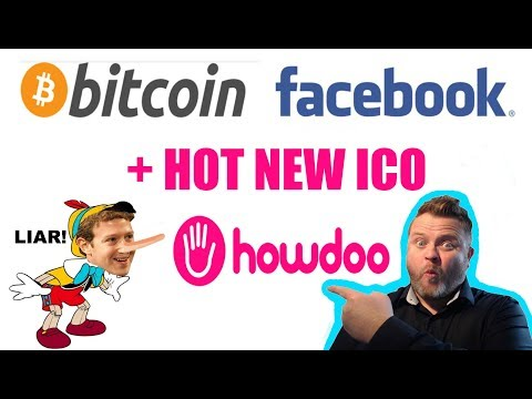 Bitcoin Price Facebook And Possibly The Best ICO Of 2018 Howdoo