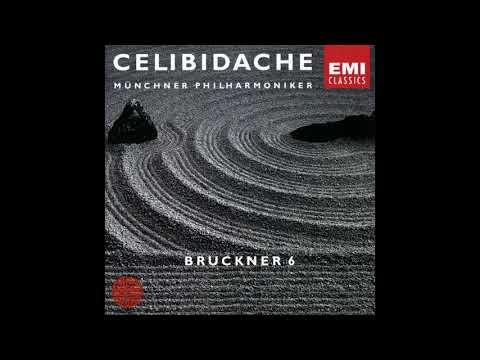 Bruckner - Symphony No 6 - Celibidache, MPO (1991)