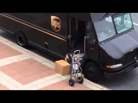 So behandelt ups eure Pakete