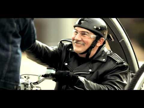 McLean Monocycles (3 of 3) in Nokia SatNav commercials