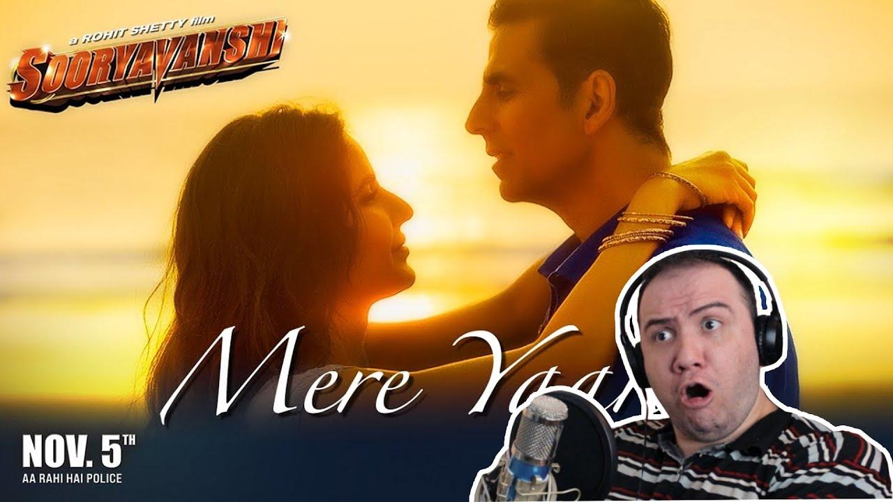 ROMANTIC! Sooryavanshi Mere Yaaraa Song  Akshay Kumar, Katrina Kaif, Rohit Shetty, Arijit S Neeti