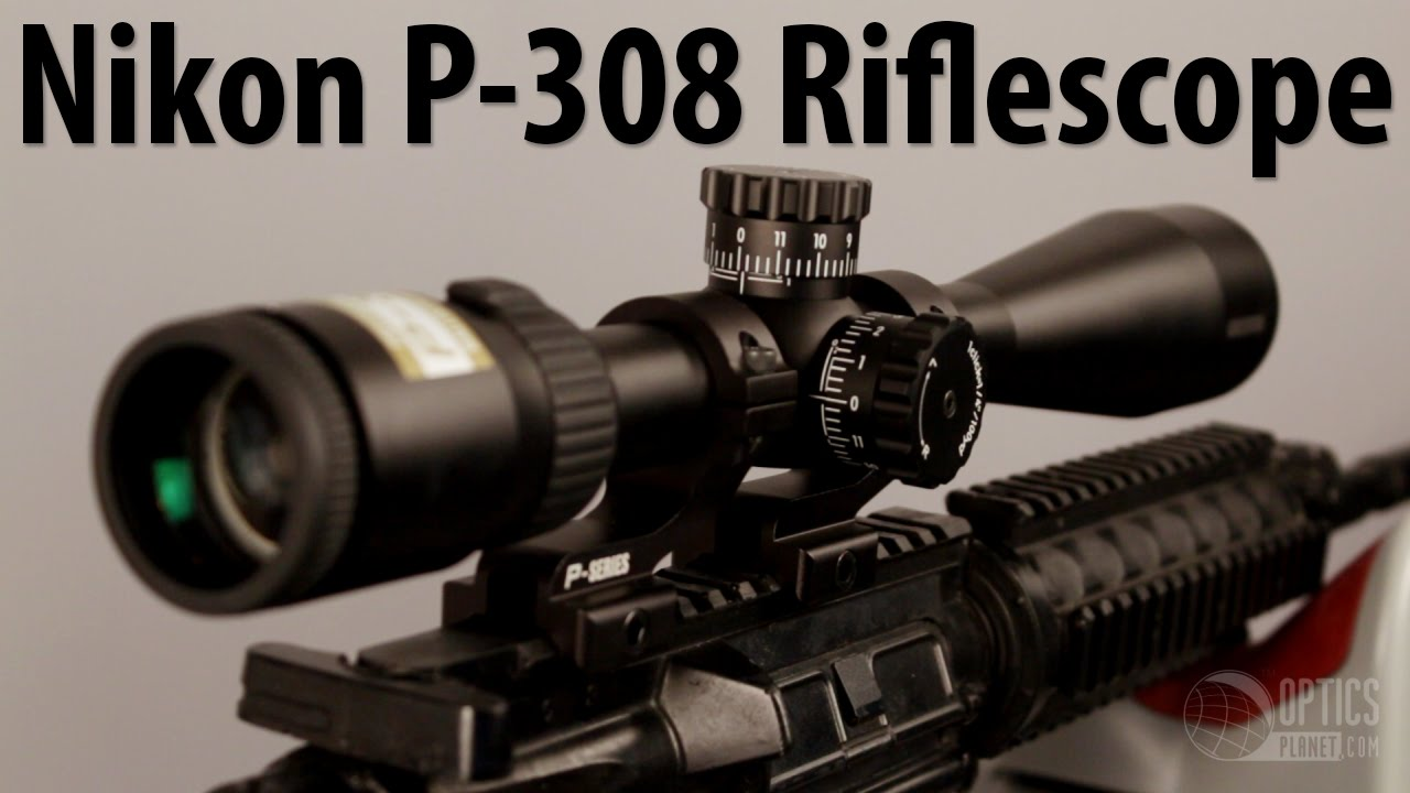 The Best 5 Riflescopes on the Market [Review + Top Choice]