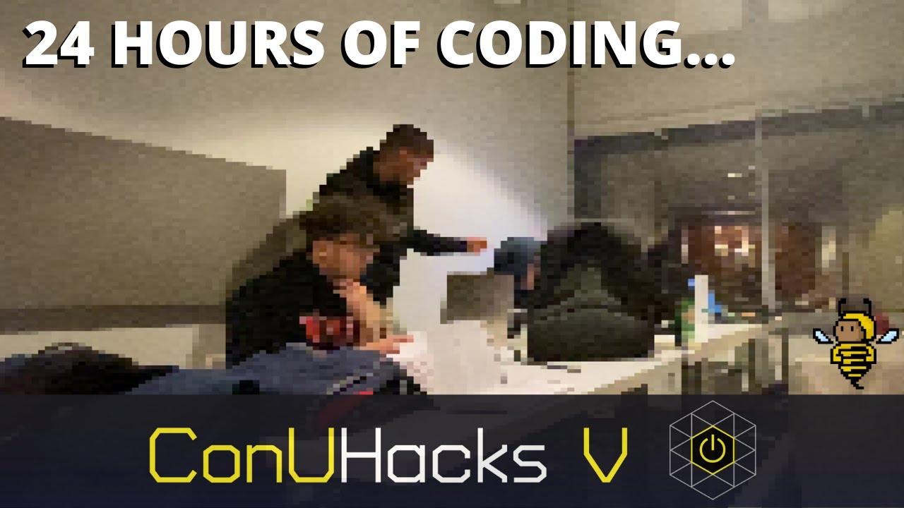 Projet HACKATHON - Ce que nous avons construit en 24 heures ... + vidéo