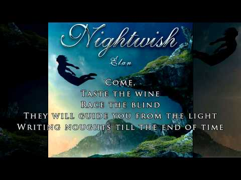 Nightwish - Élan with Lyrics - New Single 2015