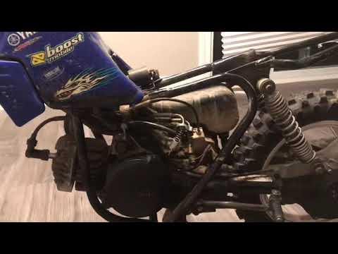 Yamaha Pw50 new carburetor