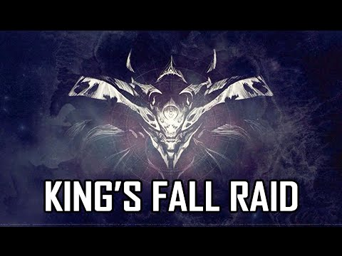 Destiny The Taken King - King's Fall Raid Gameplay Walkthrough (PS4 Gameplay Commentary)
