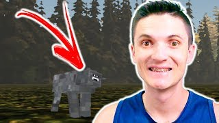 Baixar A Cabra do Minecraft no Goat Simulator #bemloko