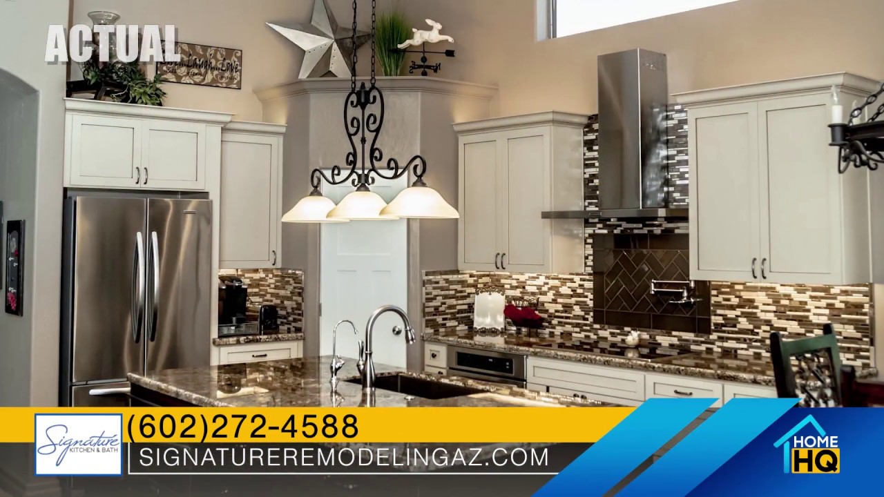 Selecting Cabinets With Signature Kitchen U0026 Bath Remodeling