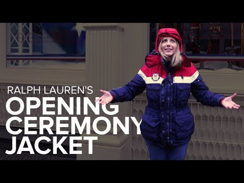 Team USA's Olympics Opening Ceremony heated jacket