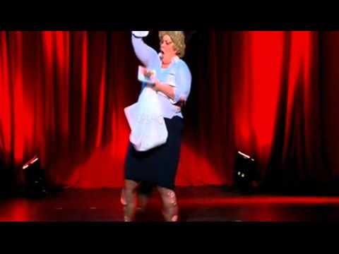 Katy Brand: The Angina Monologues aka Having a bad day