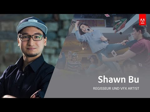 Visual Effects und Storytelling mit Shawn Bu - Adobe Live 1/