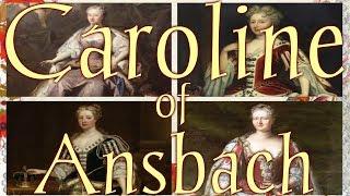 Caroline of Ansbach 1683-1737 wife of King George II