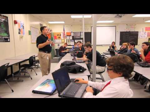The Academy of Information Technology and Robotics (AITR) at Spruce Creek High School