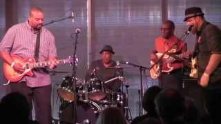 """Get Your Business Straight"" - SHAWN HOLT & the TEARDROPS - Blast Furnace Blues 3-28-15"