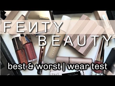 FENTY BEAUTY | Best & Worst Try-On + Wear Test