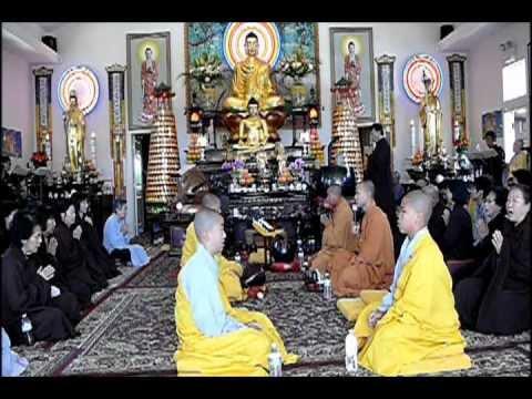 Tụng Kinh A Di Đà, Phật Tổ Tự, 2012-7-8