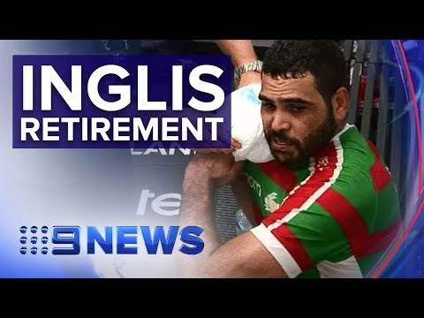 Greg Inglis has called time on his playing career | Nine News Australia