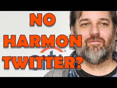 RICK AND MORTY Creator DAN HARMON Abruptly Leaves TWITTER After Sick Video Uncovered