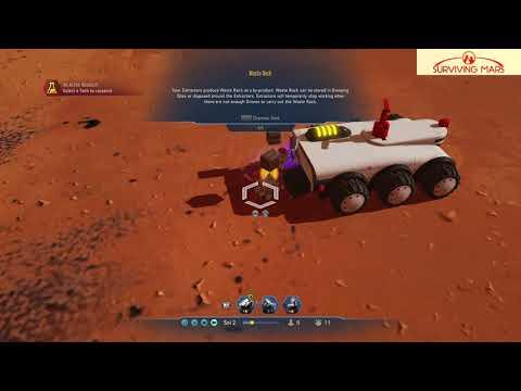 Surviving Mars gameplay ita ep 1 la colonia della felicità