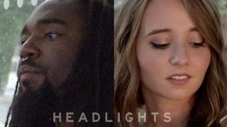 Robin Schulz - Headlights [feat. Ilsey] official Cover by DSharp & Ali Brustofski w/ Lyrics