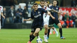 Mateo Kovačić vs Bologna(06/04/2014)13-14 HD 720p by轩旗