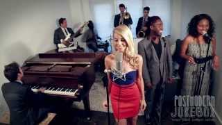Repeat youtube video Maps - Vintage 1970s Soul Maroon 5 Cover ft. Morgan James