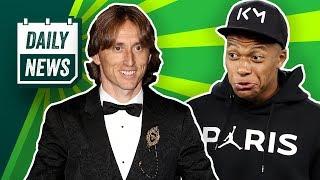 Modrić ist besser als Ronaldo und Messi! Probleme für PSG! Nouri übernimmt Ingolstadt! Daily News