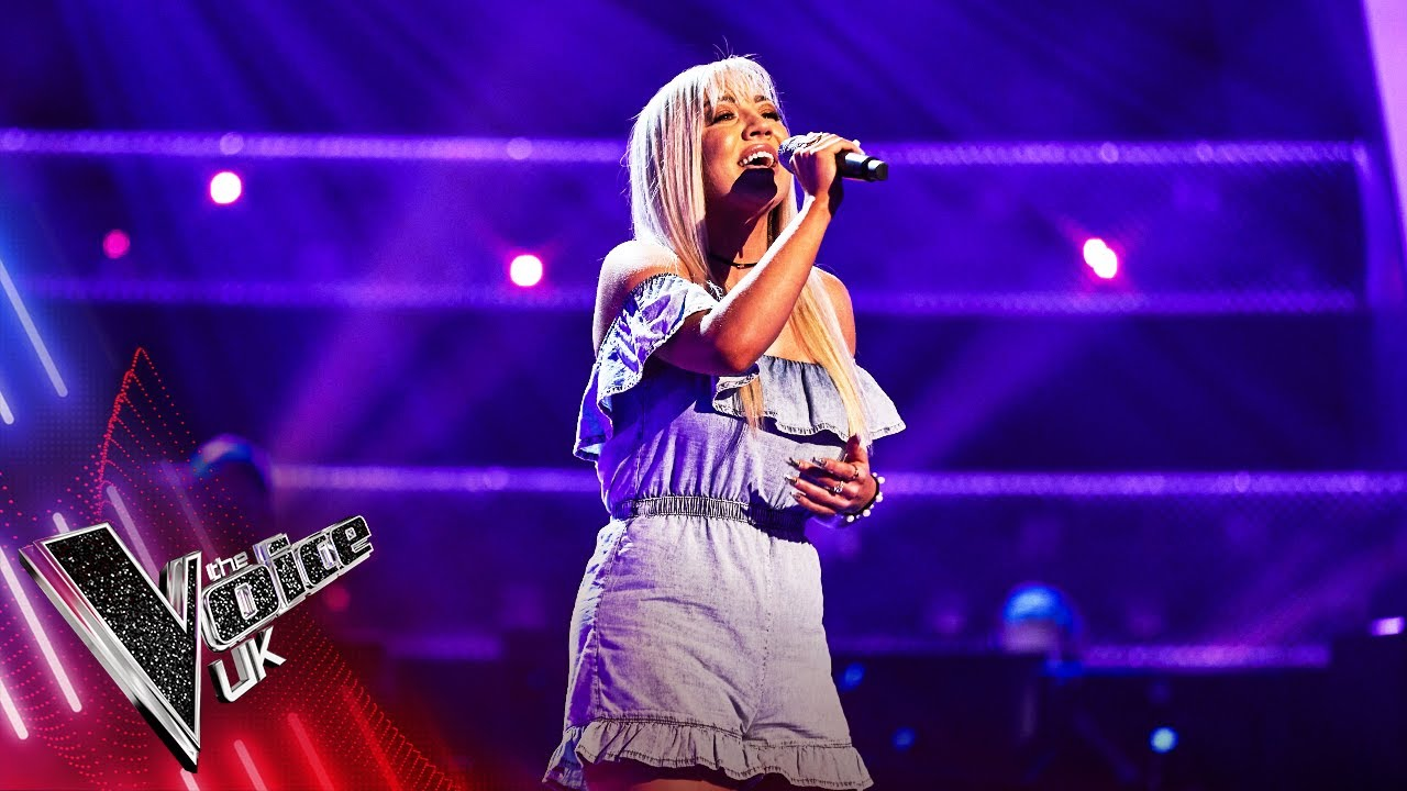 Chantelle Padden's 'When I Look At You' | Blind Auditions | The Voice UK 2021