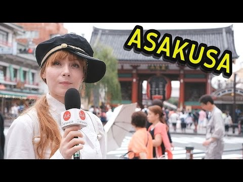 ASAKUSA MUST-SEE SPOTS? Let's ask what tourists in Japan would recommend you