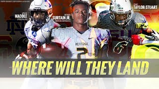Top 2018 Recruits Still Uncommitted