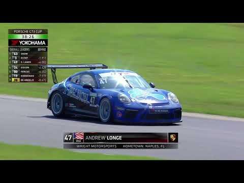 VIR 2017 Porsche GT3 Cup Challenge USA by Yokohama