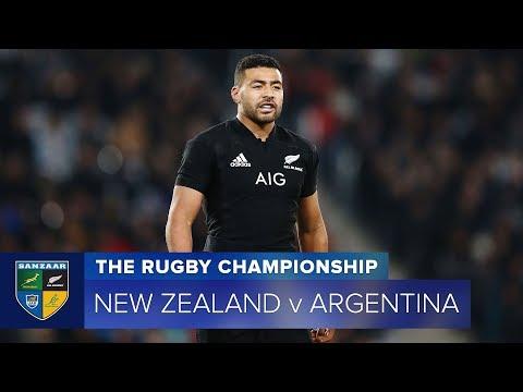 HIGHLIGHTS: 2018 TRC Rd 3: New Zealand v Argentina