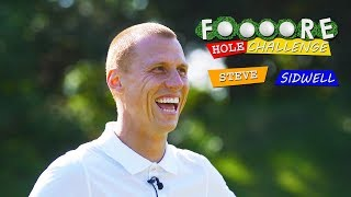BREAKING INTO JOSE MOURINHO'S HOUSE!!!!   FOOOORE HOLE CHALLENGE   STEVE SIDWELL