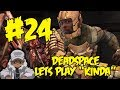 ►► WHY IS SLENDERMAN IN THIS GAME o_o - Dead Space Lets Play Part 24 KINDA (w/ BlastphamousHD
