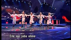 Neiokõsõ - Tii (Eurovision 2004, Semi-Final)