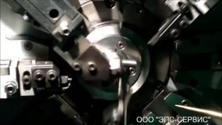 Изготовление пружин кручения на автомате(, 2012-11-05T11:52:22.000Z)