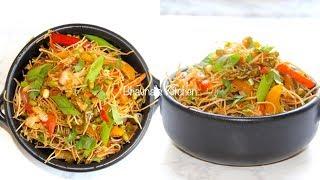 Chinese Bhel Fusion Indo-Chinese Video Recipe | Bhavna