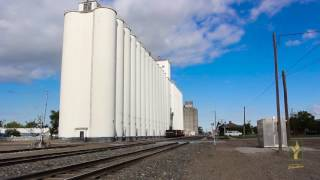 Inside the Co-op: Inside a Grain Elevator
