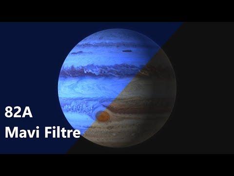 Teleskoptan Jüpiter - Güneş Sisteminin En Büyük Gezegeni