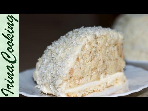 простой рецепт торта пошагово